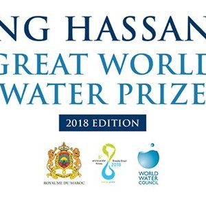 King Hassan II Great World Water Prize ($100,000)