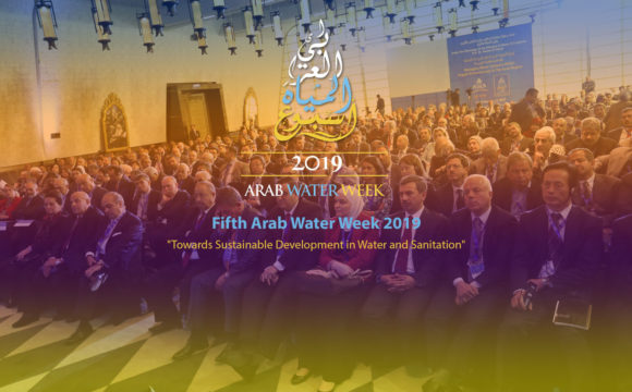 Fifth Arab Water Week 2019